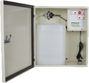 Mosquito Control System Single Resevoir
